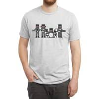 The Bitles - mens-triblend-tee - small view