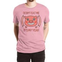 Year of the pig - mens-extra-soft-tee - small view