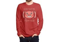 Year of the pig - mens-long-sleeve-tee - small view