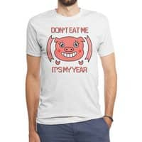 Year of the pig - mens-triblend-tee - small view