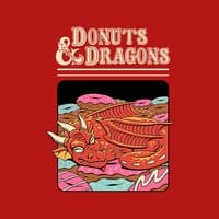 Donuts and Dragons - small view