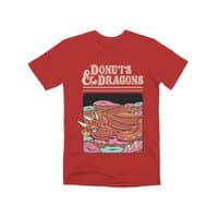 Donuts and Dragons - mens-premium-tee - small view