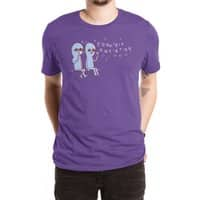 Strange Planet: Prohibit Anxieties - mens-extra-soft-tee - small view