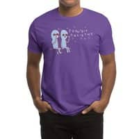 Strange Planet: Prohibit Anxieties - mens-regular-tee - small view