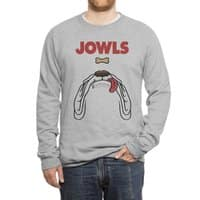 JOWLS - crew-sweatshirt - small view