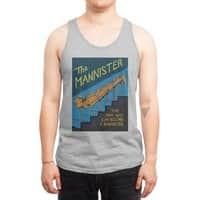 The Mannister - mens-jersey-tank - small view