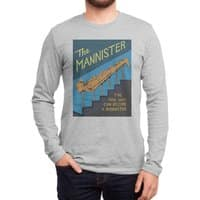 The Mannister - mens-long-sleeve-tee - small view