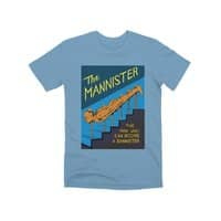 The Mannister - mens-premium-tee - small view