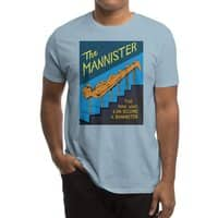 The Mannister - mens-regular-tee - small view