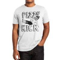 Pizza Kick - mens-extra-soft-tee - small view