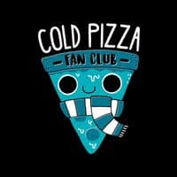 Cold Pizza Fan Club - small view