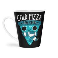 Cold Pizza Fan Club - latte-mug - small view