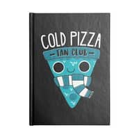 Cold Pizza Fan Club - notebook - small view