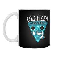 Cold Pizza Fan Club - white-mug - small view