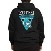 Cold Pizza Fan Club - zipup - small view