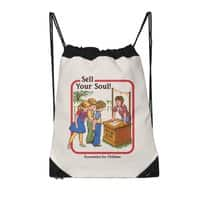 Sell Your Soul - drawstring-bag - small view
