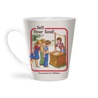 Sell Your Soul - latte-mug - small view