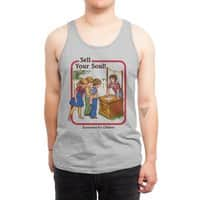 Sell Your Soul - mens-jersey-tank - small view