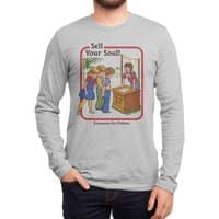 Sell Your Soul - mens-long-sleeve-tee - small view