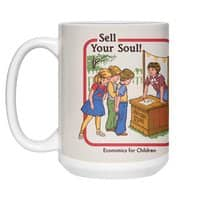 Sell Your Soul - white-mug - small view
