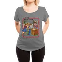 Sell Your Soul - womens-dolman - small view