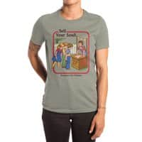 Sell Your Soul - womens-extra-soft-tee - small view