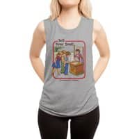Sell Your Soul - womens-muscle-tank - small view