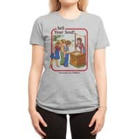 Sell Your Soul - womens-regular-tee - small view