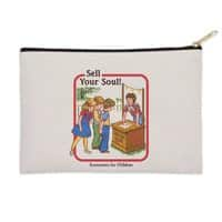 Sell Your Soul - zip-pouch - small view
