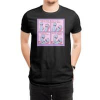 Strange Planet: I'm Here to Scrape Your Mouth Stones - mens-regular-tee - small view