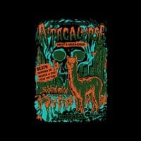 Alpacalypse! (Black Variant) - small view
