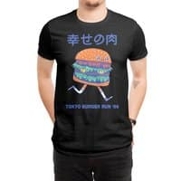 Burgerman (Black Variant) - mens-regular-tee - small view