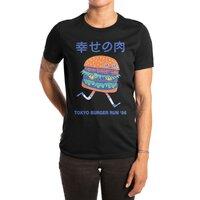 Burgerman (Black Variant) - womens-extra-soft-tee - small view
