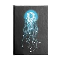 Electric Jellyfish (Black Variant) - notebook - small view