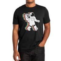 Funkalicious (Black Variant) - mens-extra-soft-tee - small view