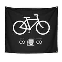 Infinity MPG (Black Variant) - indoor-wall-tapestry - small view