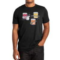 Jam Session (Black Variant) - mens-extra-soft-tee - small view