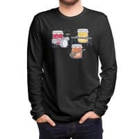 Jam Session (Black Variant) - mens-long-sleeve-tee - small view