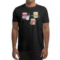 Jam Session (Black Variant) - mens-regular-tee - small view