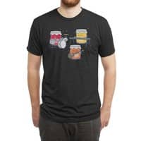 Jam Session (Black Variant) - mens-triblend-tee - small view