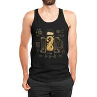 Le Beer (Elixir of Life) (Black Variant) - mens-jersey-tank - small view