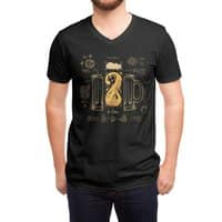 Le Beer (Elixir of Life) (Black Variant) - vneck - small view