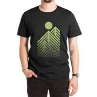 Onward & Upward (Black Variant) - mens-extra-soft-tee - small view