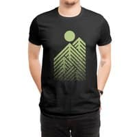 Onward & Upward (Black Variant) - mens-regular-tee - small view