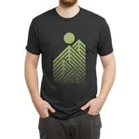 Onward & Upward (Black Variant) - mens-triblend-tee - small view