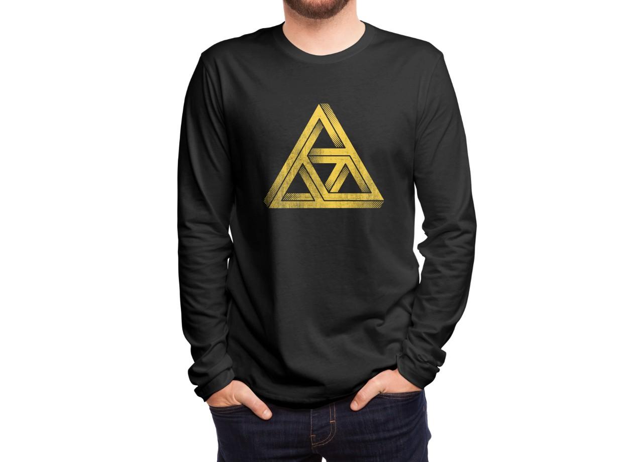 GEEK TEEZ Triforce Items Mens Hoodie