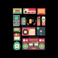 Retro Technology (Black Variant) - small view