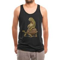 Speed is Relative (Black Variant) - mens-triblend-tank - small view