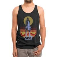 STS-1 (Black Variant) - mens-triblend-tank - small view