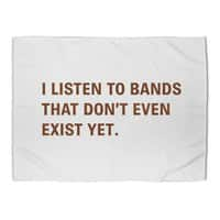 I Listen to Bands That Don't Even Exist Yet. - rug-landscape - small view
